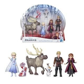 Đồ chơi Hasbro Disney Frozen 2 các nhân vật E5497 thumbnail