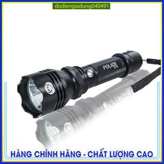 Đèn Pin Siêu Sáng C6 Hợp Kim Chống Nước Pin Có Thể Sạc Lại Full box(Loại Tốt)-Đứng đầu chất lượng tiêu thụ