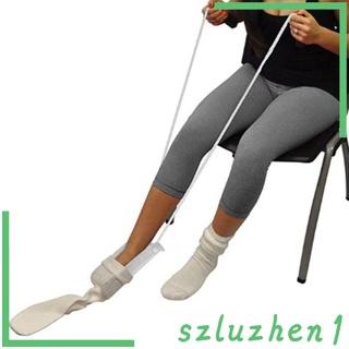 [Hi-tech] Sock Aid Kit Sock Helper Mobility Aids for Elderly Disabled Handicapped