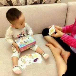 Thẻ học thông minh cho bé