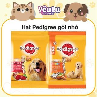 Thức ăn hạt cho cún con và cún trưởng thành Pedigree vị Thịt bò và rau củ 1.5kg - YêuLu Shop thumbnail