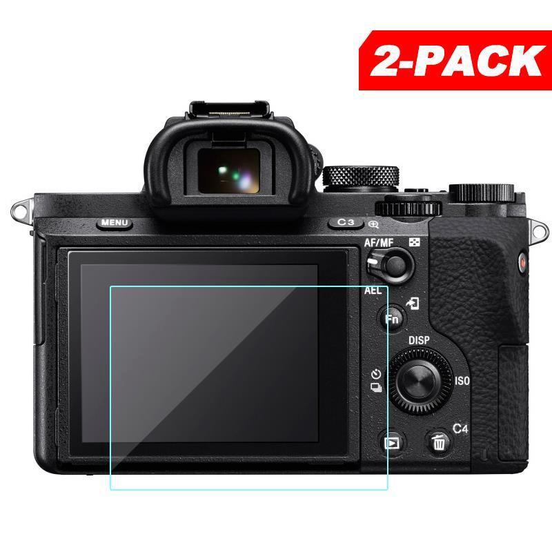 Tempered Glass Screen Protector For Sony Alpha A7II A7III A7SII A7RII A99 A9