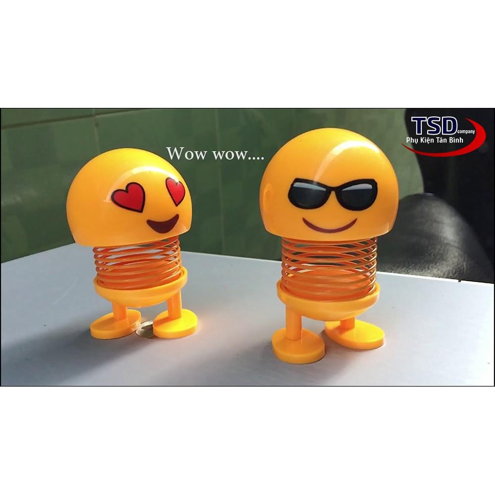 Con Lắc Lò Xo Emoji - Giá Hủy Diệt San Bằng Tất Cả
