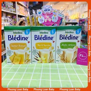 Bột lắc sữa Bledina cho bé trên 6 tháng 400g [ mẫu mới ] thumbnail