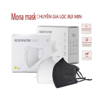 Combo 3c khẩu trang N95 chống bụi mịn Mona mask thumbnail