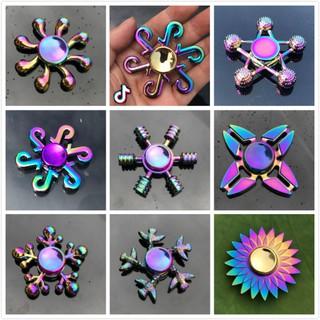 New Colorful Fidget Finger Spinner Hand Decompression Toys mã sp UA6418