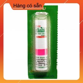 Ống Hít 2 Đầu Green Herb Brand Inhalant Xanh Lá [ Hàng có sẵn ] thumbnail