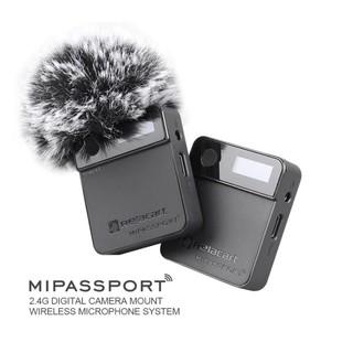 [Mã ELTECHZONE giảm 6% đơn 500K] Micro ghi âm không dây RELACART MIPASSPORT Mi1
