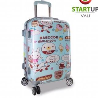 Vali nhựa vali kéo size 20 24 inch chính hãng STARUP bảo hành 2 năm thumbnail