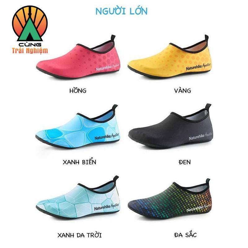Giày Thể Thao Đi Biển, Đi Bơi, Tập Yoga, Đi Bộ, Leo Núi cho Nam Nữ NatureHike NH18S001-X