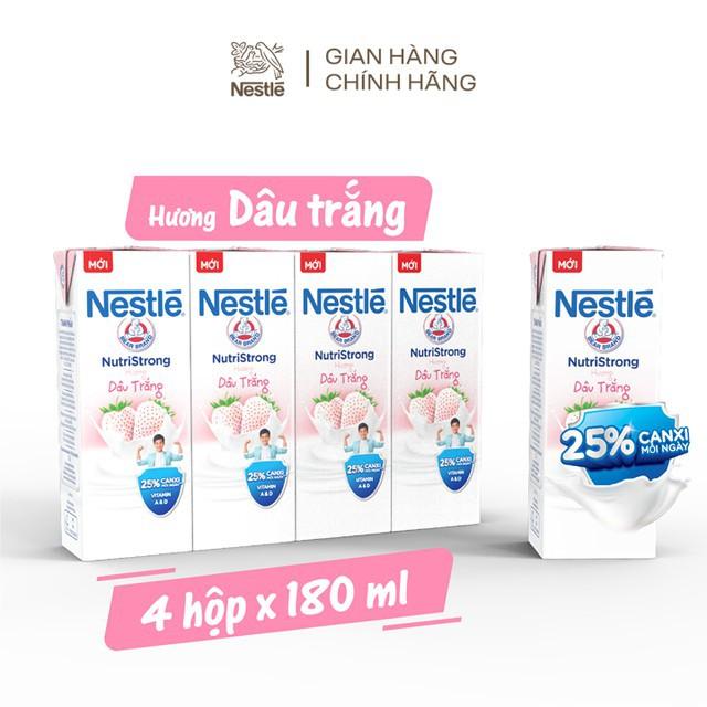 Thùng sữa nước nestlé dâu trắng 180ml - tặng 1 lồng đèn - Sắp xếp theo liên quan sản phẩm | Timki