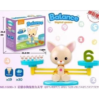 Bộ đồ chơi vui học toán balance