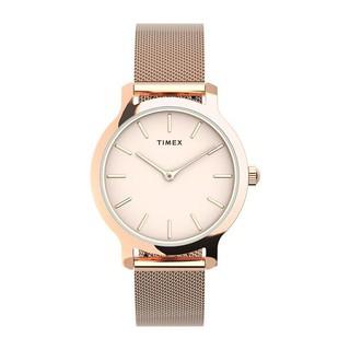 Đồng hồ nữ Timex Transcend 31mm - TW2U86600 TW2U86700 TW2U86800 Dây Kim Loại - Chính Hãng thumbnail