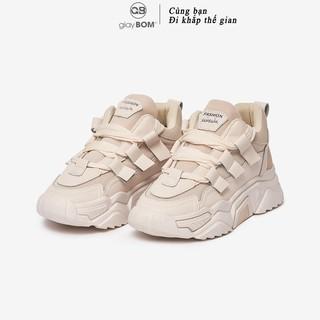 Giày Thể Thao Nữ giayBOM Đế Cao 5 cm Nhẹ và Êm B920 thumbnail