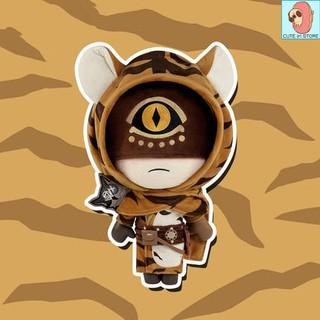 Búp Bê Tiên Tri Hổ – Eli Longing Tiger có sẵn – Doll Identity V – Cute in Store