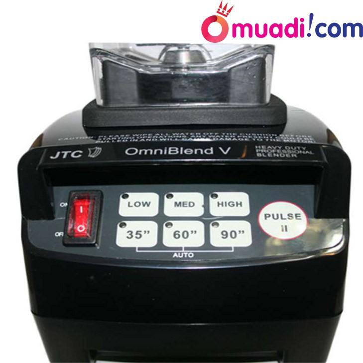 Máy Xay Sinh Tố Công Nghiệp Omniblend V TM800A - Tặng Muỗng nhựa 10g