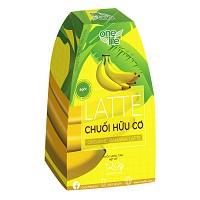 Latte TRÁI CÂY Hữu Cơ OneLife (6 Gói x 20g / Hộp)