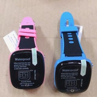 [Mã 159ELSALE hoàn 7% đơn 300K] Đồng hồ đv thông minh trẻ em HW11 - GPS chống nước thumbnail