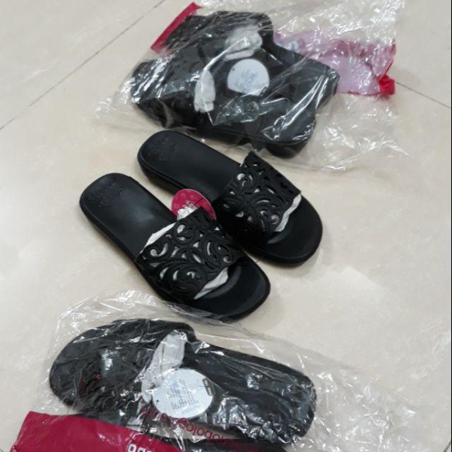 Dép Thái Lan Monobo- Moniga 4.3 màu đen
