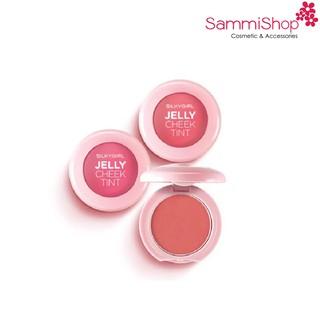 Má hồng dạng thạch Silky Girl Jelly Cheek Tint thumbnail