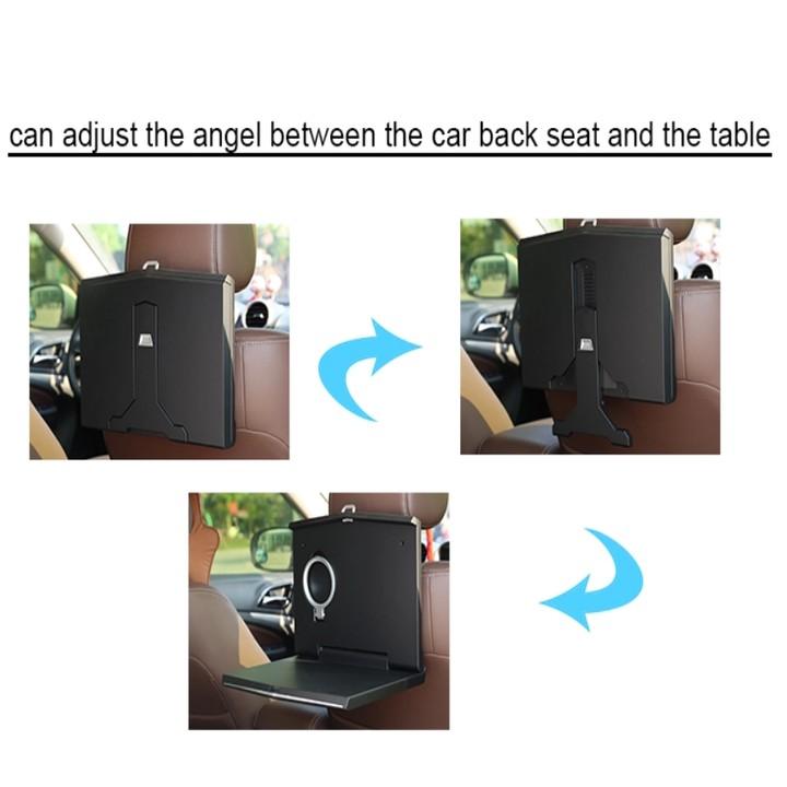 Giá đỡ điện thoại, máy tính, bình nước đa năng cho ghế sau trên xe ô tô Nhãn hiệu JOYAR JT-G06