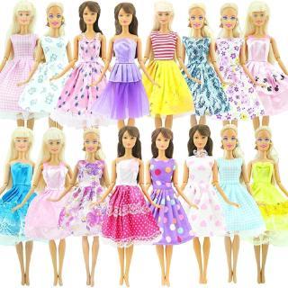 Bag Barbie doll random half pack wedding dress wedding dress dress skirt