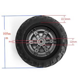 Bộ 2 bánh xe dùng cho xe 1:10 1:12