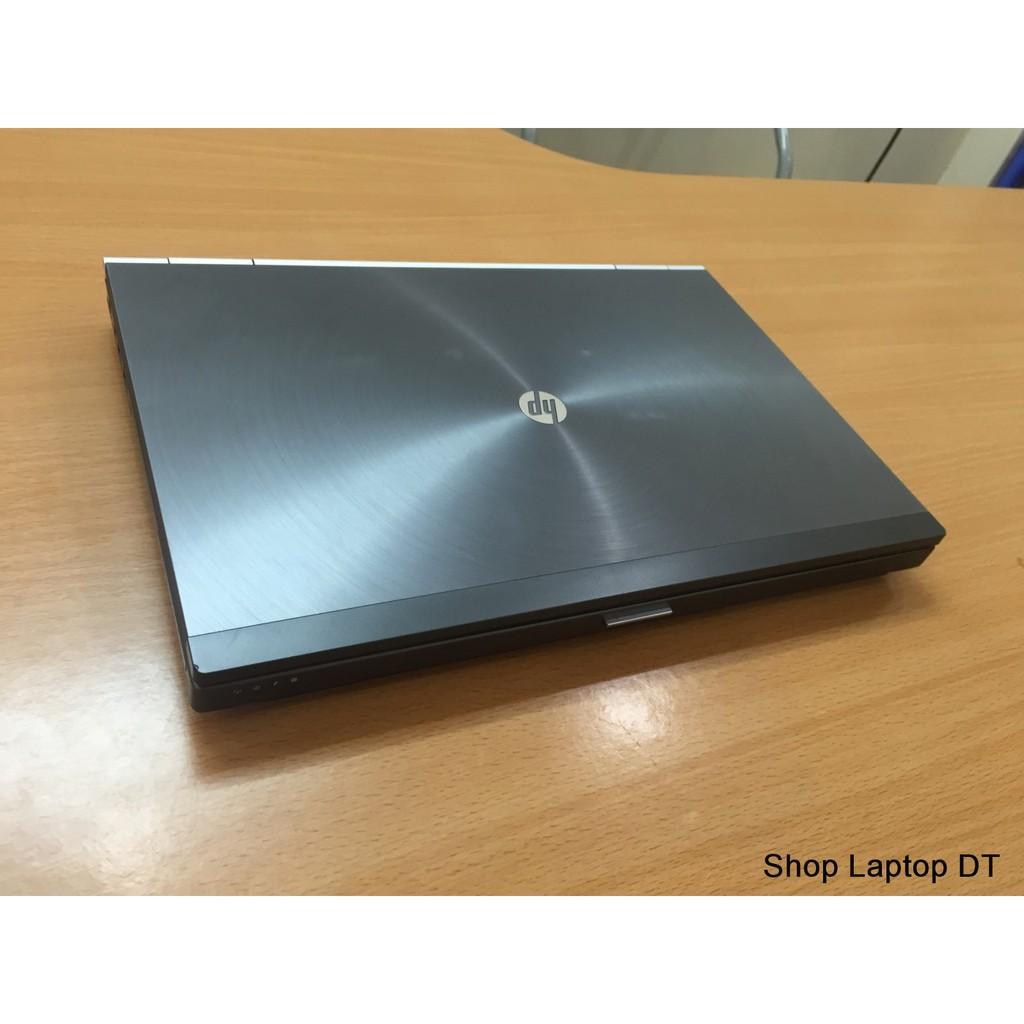 [CỰC HOT] Laptop cũ HP 8470w - Siêu Bền Bỉ - BH 1 Năm + KM - ổ cứng SSD...