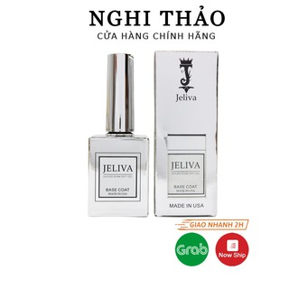 Sơn base top , base coat jeliva