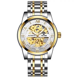 Đồng hồ cơ nam Tevise chính hãng cao cấp mã mới đủ màu (tặng kèm hộp) thumbnail