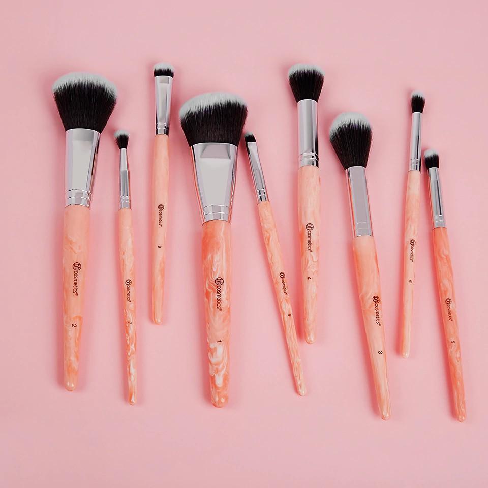 Bộ cọ BH Cosmetics Rose Quartz ( 9 cây ) - 2577697 , 660128496 , 322_660128496 , 450000 , Bo-co-BH-Cosmetics-Rose-Quartz-9-cay--322_660128496 , shopee.vn , Bộ cọ BH Cosmetics Rose Quartz ( 9 cây )