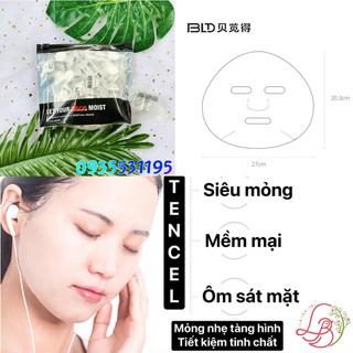 Bịch 100 Viên Mặt Nạ Nén Beautyblend Bản Lụa thumbnail