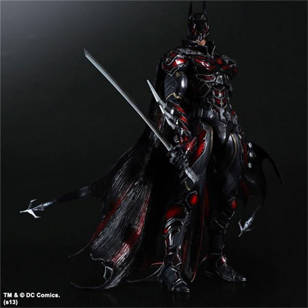 Mô Hình Nhân Vật Dark Knight Rise Cao Cấp