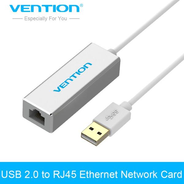 Cáp chuyển đổi USB 2.0 to RJ45 Vention CEEIB