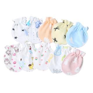 Găng tay chống cào trầy xước cho trẻ em từ 0-12 tháng tuổi