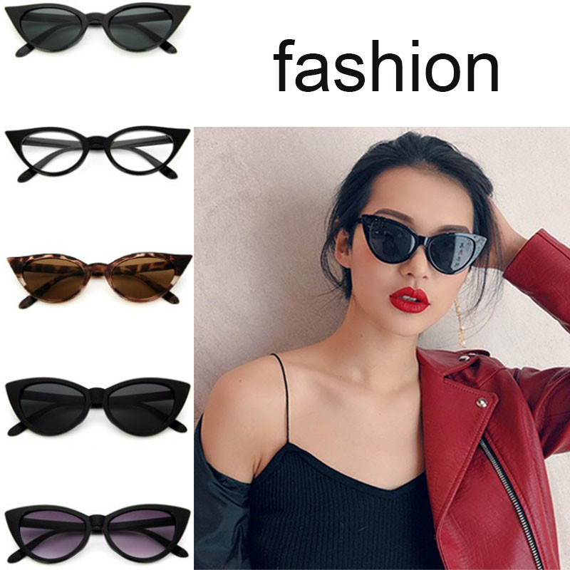 [Mã FAMAYFA giảm 10K đơn 50K] Classic Sunglasses 1pcs fashion ladies Casual Round Vintage