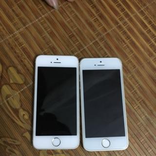 Điện thoại iphone 5s bản quốc tế màu gold
