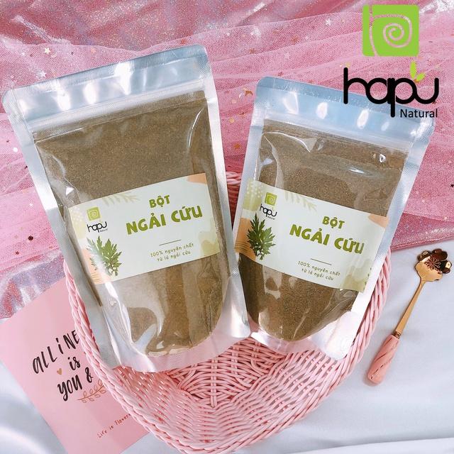 Bột Ngải Cứu handmade Hapu Organic