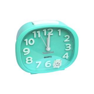 Đồng hồ báo thức để bàn cao cấp Standard Clock Xanh Dương TI852