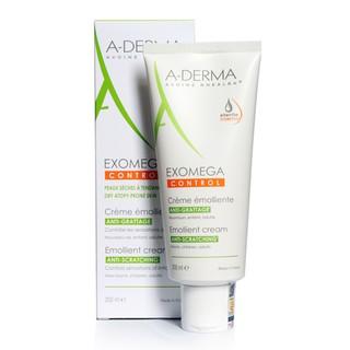 Kem Dưỡng Ẩm Vô Trùng cho Da Cơ Địa Da Khô A-Derma Exomega Emollient Cream (200ml) thumbnail