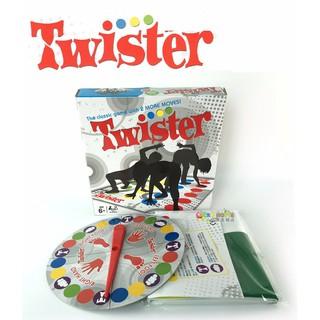 Twister Game – Cuộc chiến các tư thế