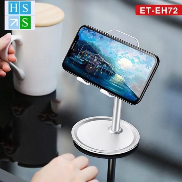 Giá đỡ điện thoại & iPad để bàn Mini Desktop tiện lợi - Để bàn làm việc, kệ đầu gường, rảnh tay nấu ăn, tiện đi du lịch