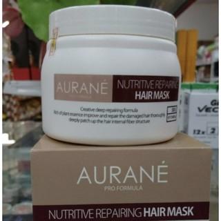 Mặt Nạ Hấp Phục Hồi Nutritive Reparing Hair Mask AURANE 500ml thumbnail