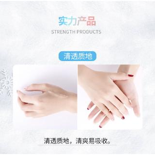 Kem dưỡng da tay hương hoa anh đào thiết kế vỏ màu sắc tươi tắn khối lượng 30g tiện lợi 6