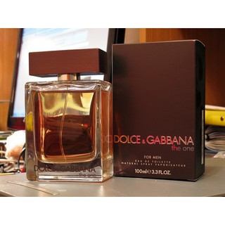 Nước hoa cao cấp Dolce & Gabbana The One For Men EDP 100ml