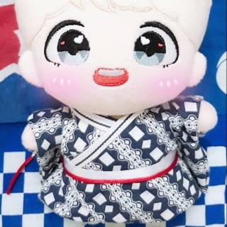 Outfit doll – Yukata