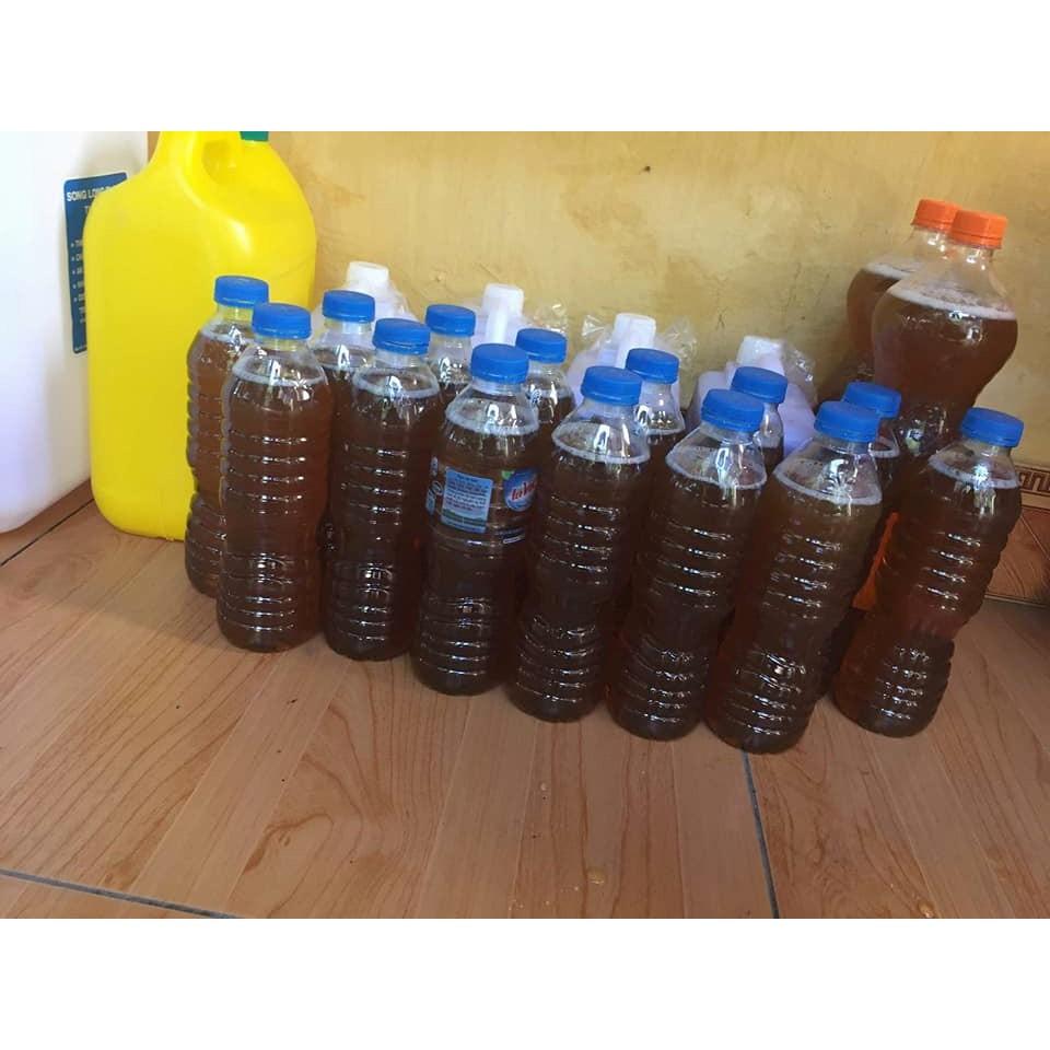 mật ong nhãn Hưng yên 100%