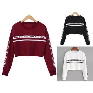 Áo Sweater Thiết Kế Đơn Giản Thời Trang Trẻ Trung
