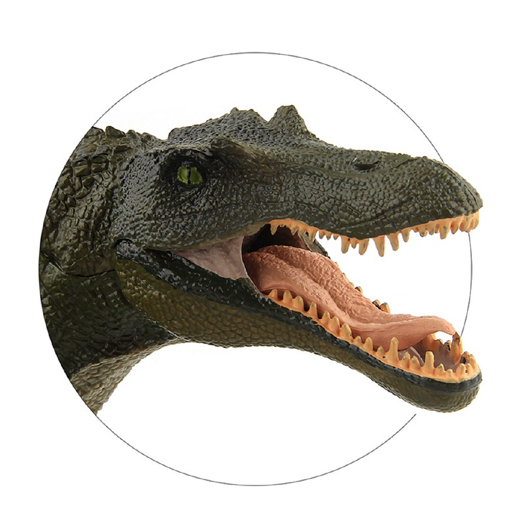 Large Spinosaurus Toy Figure Realistic Dinosaur Model Birthday Gift to Boy Kids