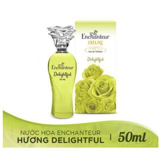 Nước hoa cao cấp Enchanteur Delightful-50ml